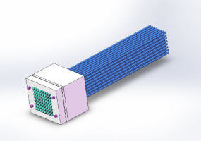 Introduction and Application of Planar Fiber Array