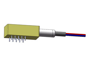 Mechanical Optical Switch